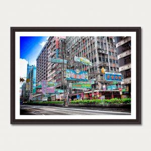 Nathan Road Hongkong  MorrisSan, Urban feel